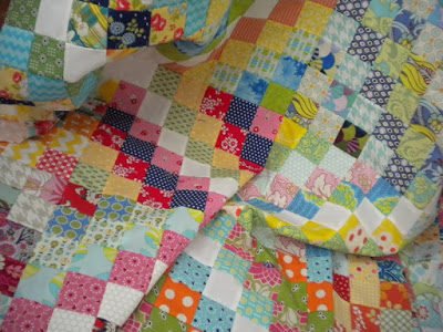 Scrap Quilt Patterns Made With Strips A Quilting Life