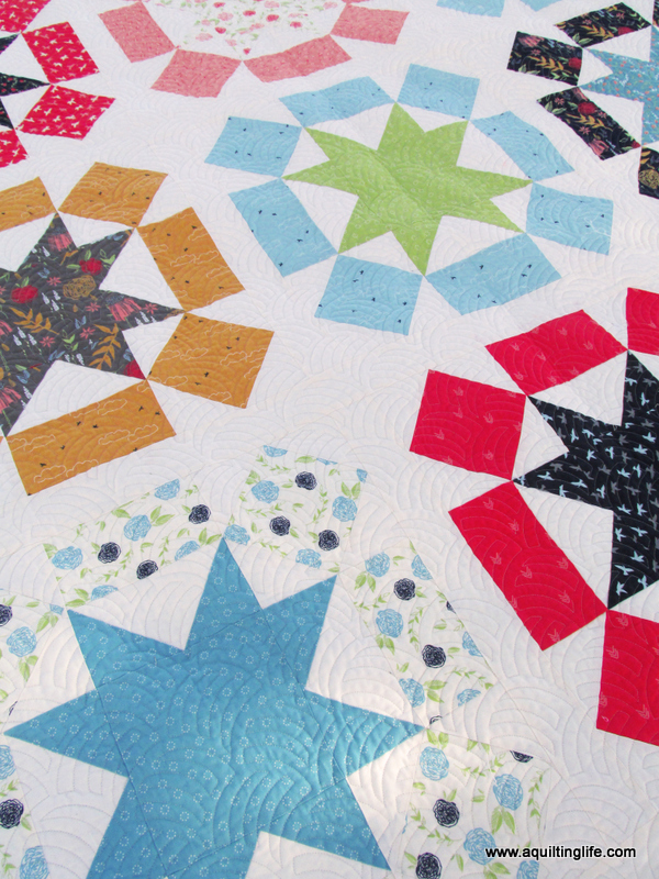 New Patterns Starburst Amp Focal Point A Quilting Life
