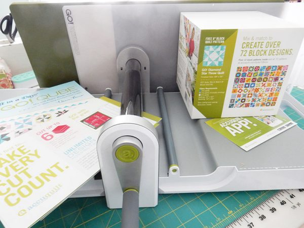Accuquilt Go! Ultimate Fabric Cutting System