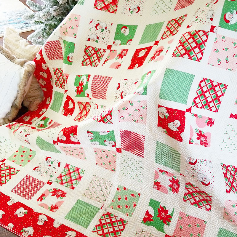 11 Favorite Christmas Quilts To Make Love A Quilting Life