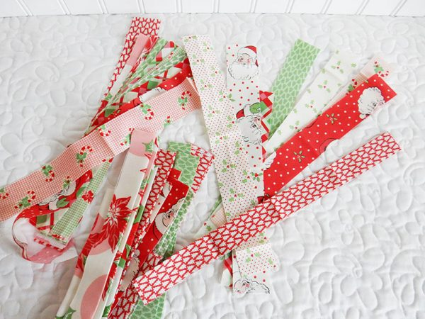 Strips in Swell Christmas