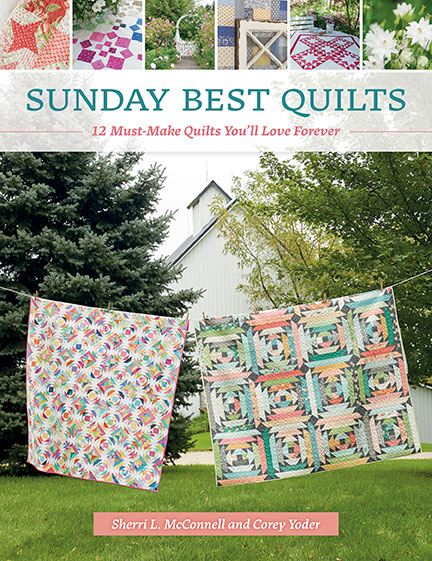 Sunday Best Quilts Cover Reveal