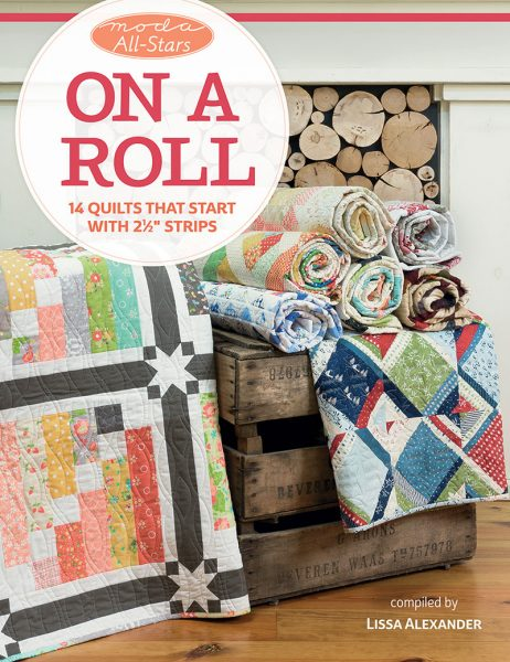 On A Roll Jelly Roll Quilts