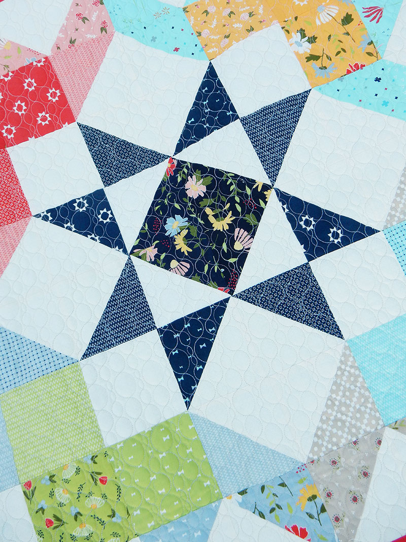 Saturday Seven Inspiration for Quilters 64