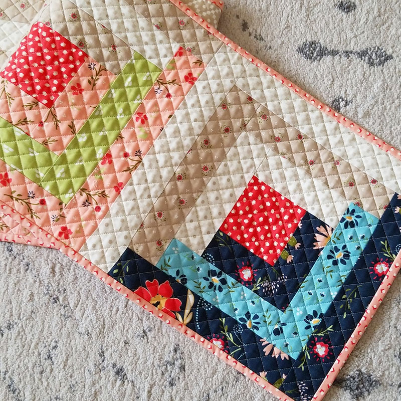 Saturday Seven Inspiration for Quilters 68