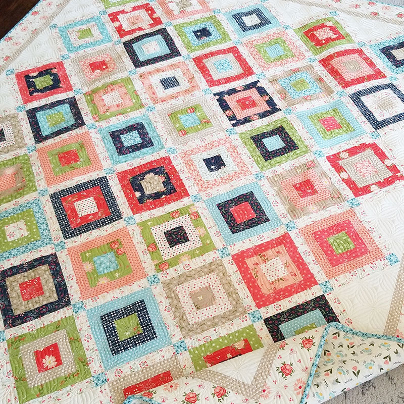 Saturday Seven Inspiration for Quilters 72