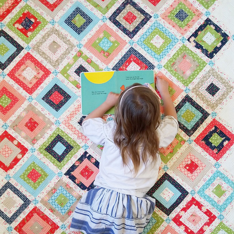 Saturday Seven Inspiration for Quilters 79