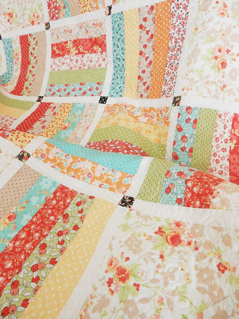 How To Use Jelly Roll Strips for Quilting