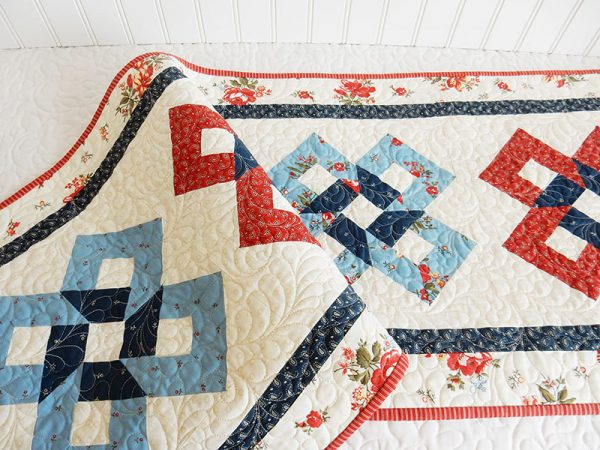 Red, White, & Blue Small Projects