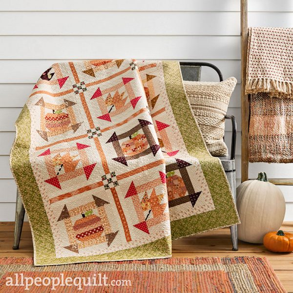 Small Fall Quilt Projects