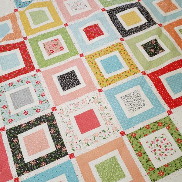 Beach Day Jelly Roll Quilt