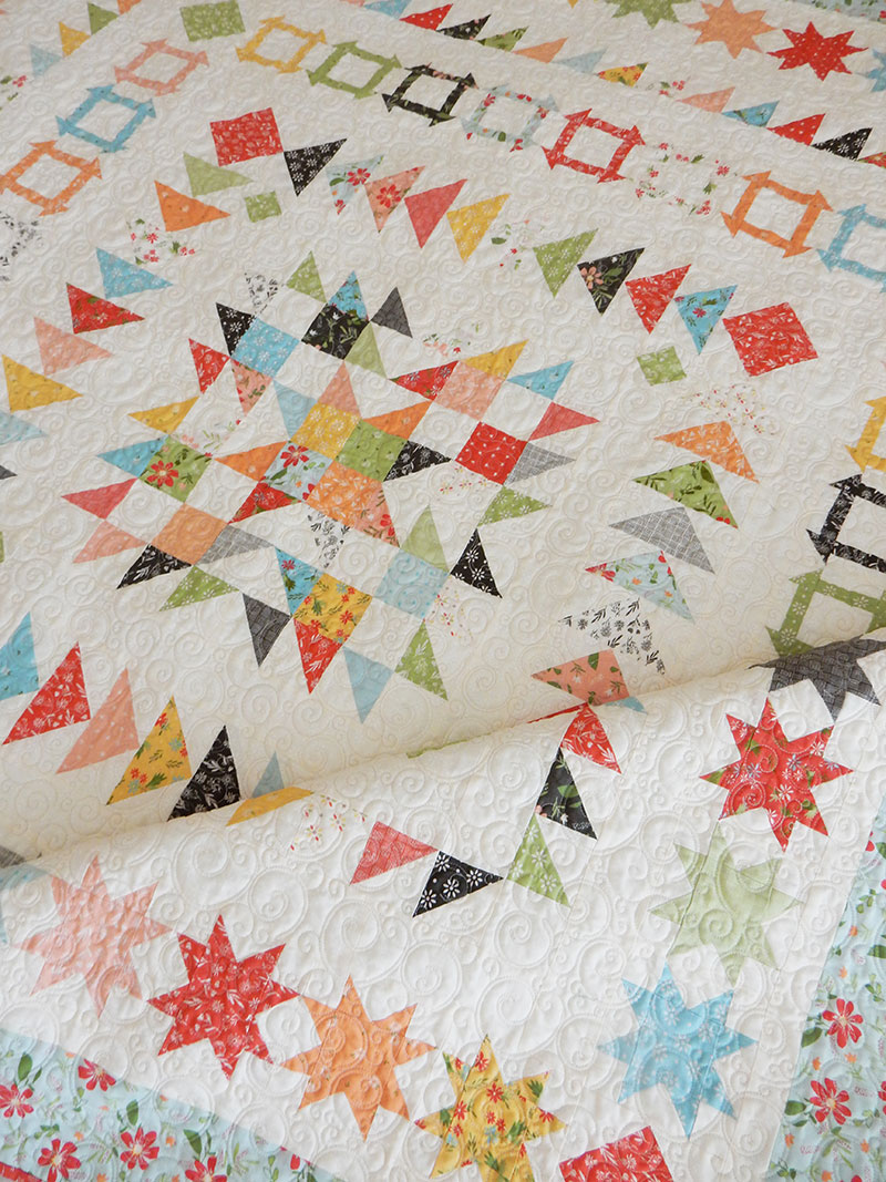 Saturday Seven 94 | Inspiration for Quilters | A Quilting Life