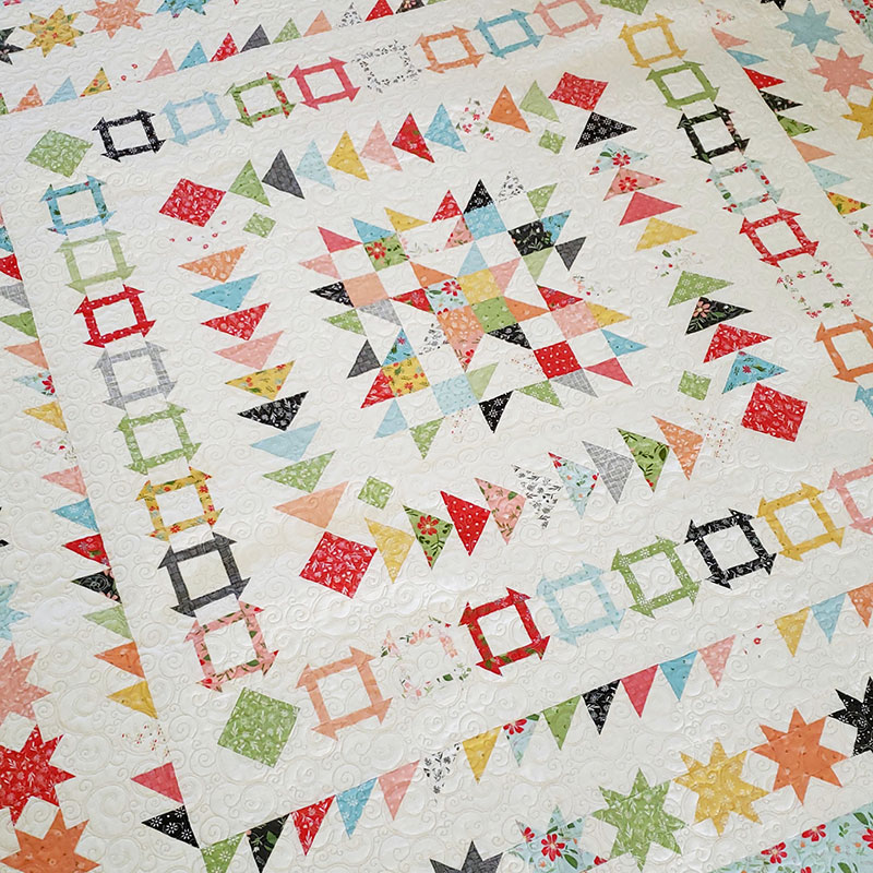 Saturday Seven 90 | Inspiration for Quilters | A Quilting Life