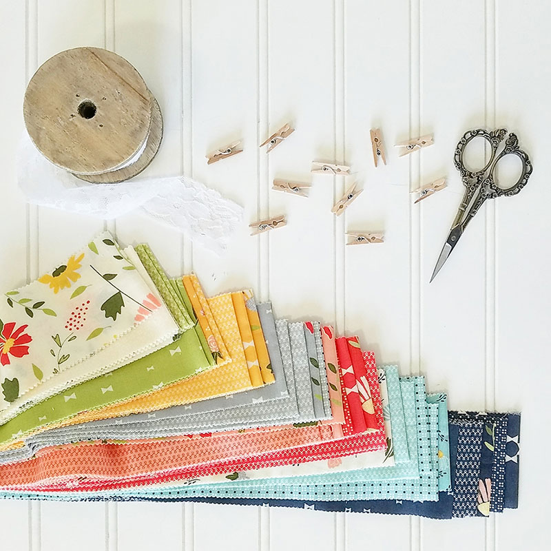 National Sew a Jelly Roll Day | A Quilting Life