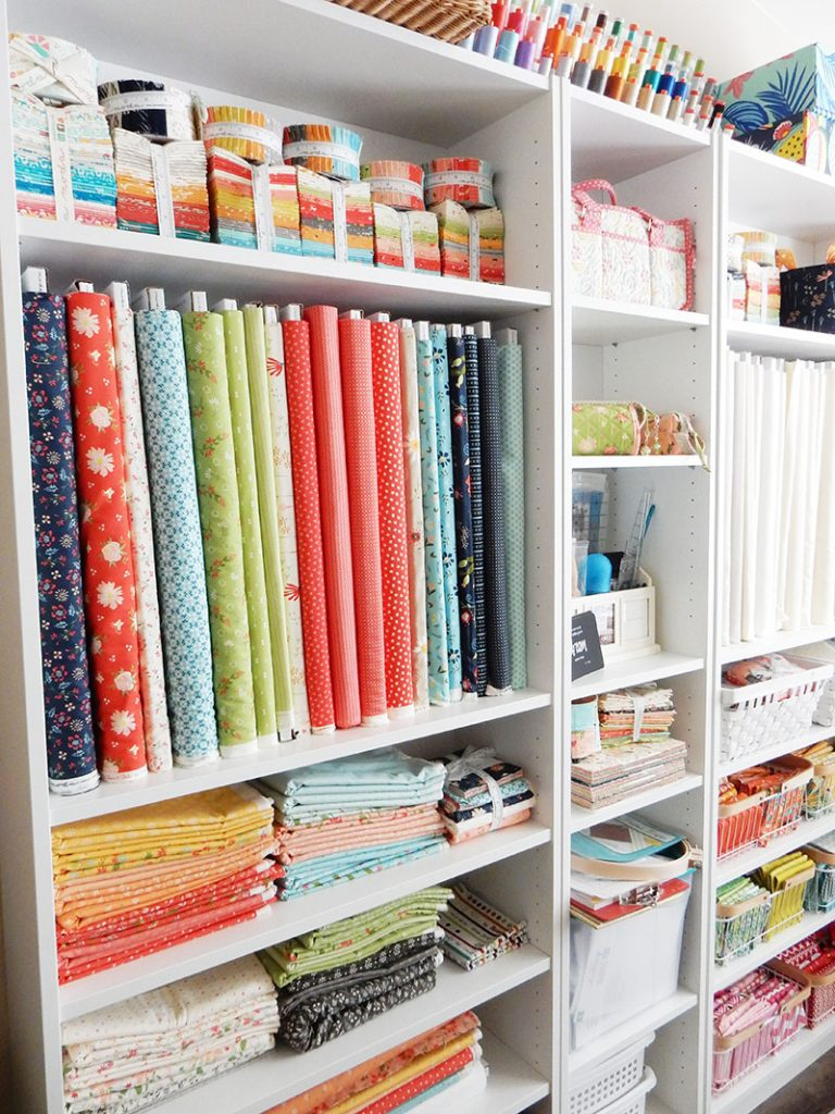 10 Sewing Room Organization Hacks And Ideas A Quilting Life