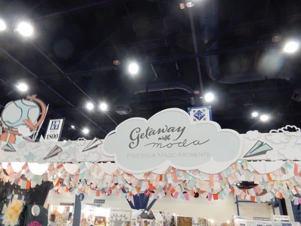 Moda Booths: Fall 2019 International Quilt Market