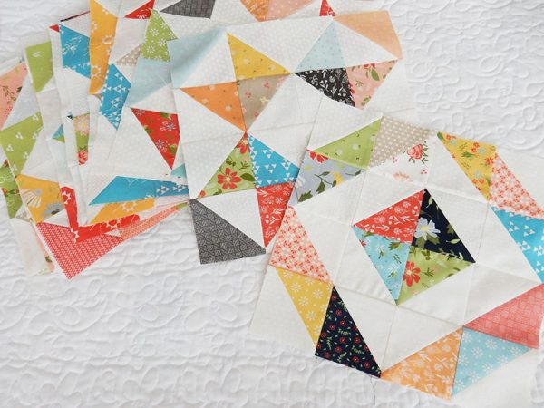 Quilting Life Block of the Month   October 2019