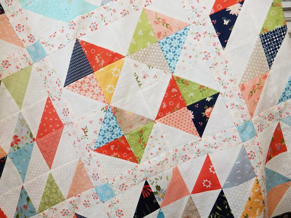 Quilting Life Block of the Month | November 2019
