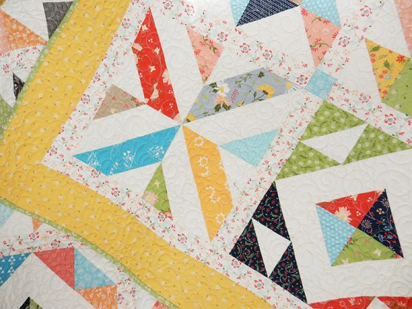 A Quilting Life Block of the Month December 2019