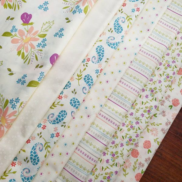Balboa Fabrics & Colors featured by Top US Quilting Blog, A Quilting Life: image of Balboa Low-Volume Prints