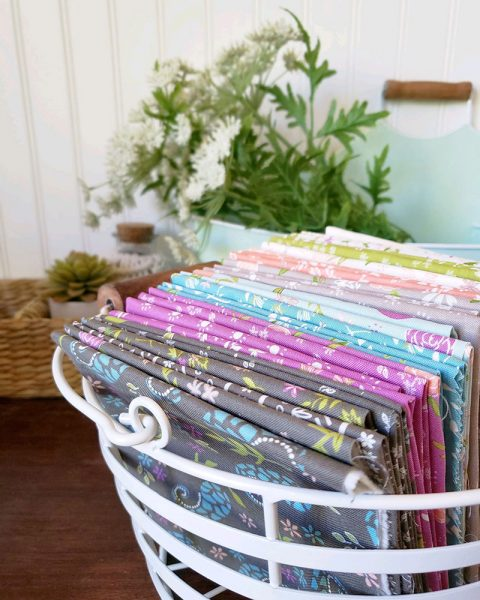 Saturday Seven 120 featured by Top US Quilting Blog, A Quilting Life: image of Balboa fabrics