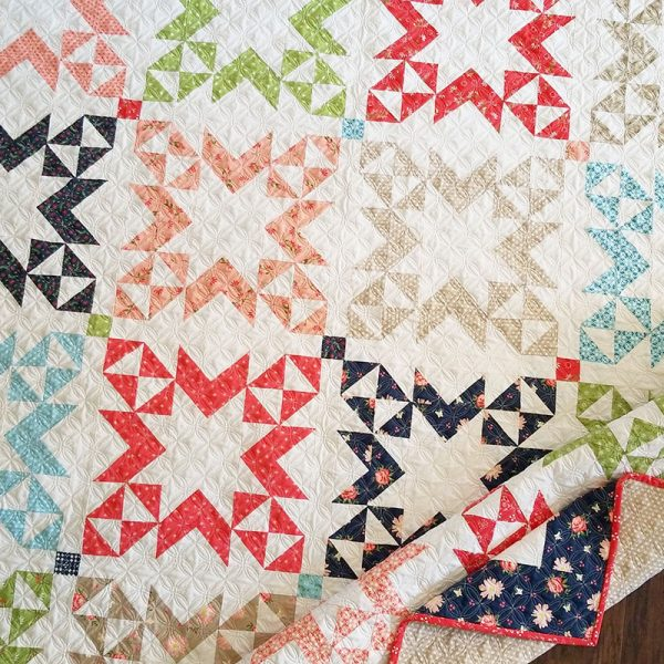 Tips for the Sawtooth Star Quilt Block
