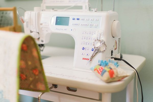 Sewing Machine Cleaning & Maintenance Tips featured by Top US Quilting Blog, A Quilting Life