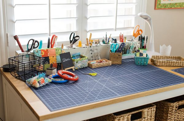 Sewing Room Tour with Video featured by Top US Quilting Blog, A Quilting Life