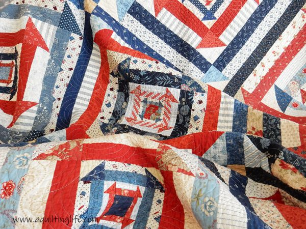 Saturday Seven 136 featured by Top US Quilting Blog, A Quilting Life