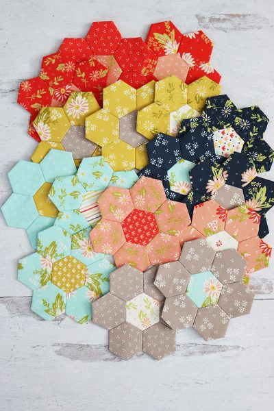 Works in Progress + Catching Up featured by Top US Quilting Blog, A Quilting Life