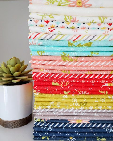 Happy Days Quilt Kits & More featured by Top US Quilting Blog, A Quilting Life