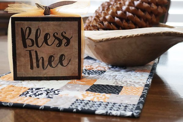 How to Decorate Your Home with Fall Quilts featured by Top US Quilting Blog, A Quilting Life