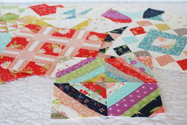 Block Heads 3 Block 40 featured by Top US Quilting Blog, A Quilting Life