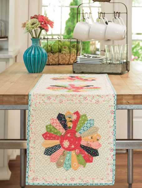 Favorite Table Runner Patterns featured by Top US Quilting Blog, A Quilting Life