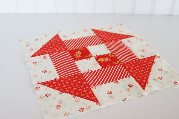 Sewcialites Block 5 featured by Top US Quilting Blog, A Quilting Life