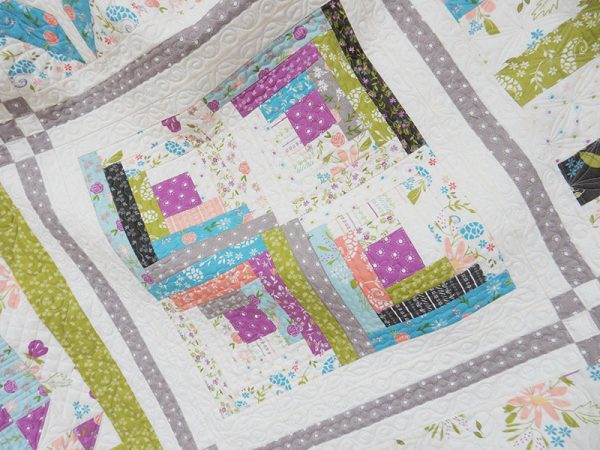 Labor of Love Sampler Quilt Block 9 featured by Top US Quilting Blog