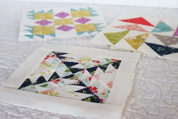 Moda Block Heads 3 Block 45 featured by Top US Quilting Blog, A Quilting Life