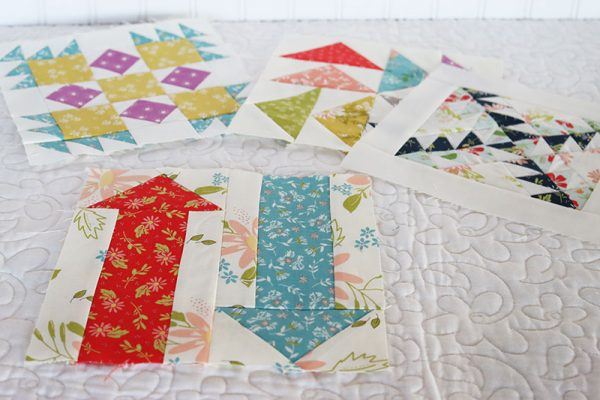 Project Organization Tips + Block Heads 3 Block 47 featured by Top US Quilting Blog, A Quilting Life: image of Block Heads 3 Block 47