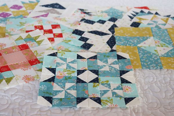 Block Heads 3 Block 54 featured by Top US Quilting Blog, A Quilting Life