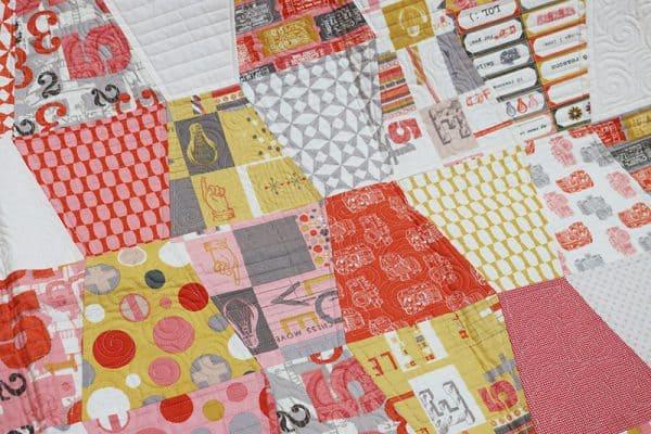 Tumbler Quilt Block Quilts & Projects