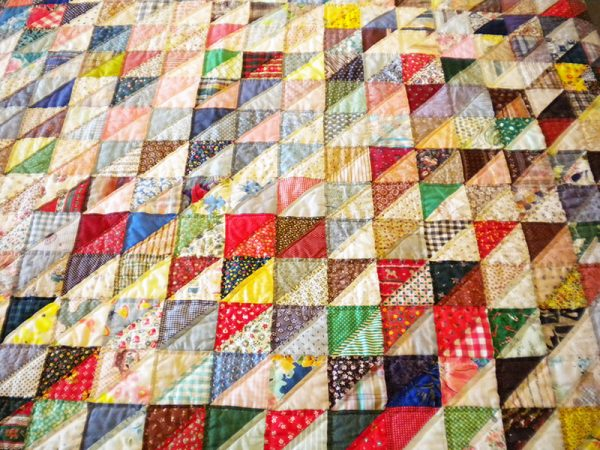 February Challenge Project Featured by Top US Quilting Blog, A Quilting Life