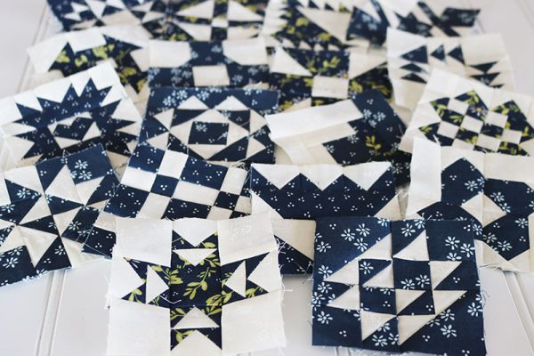Sewcialites Block 26 featured by Top US Quilting Blog, A Quilting Life