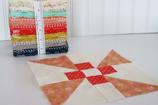 Bright Side Quilt Along + April 2021 Sew Sampler featured by Top US Quilting Blog, A Quilting Life