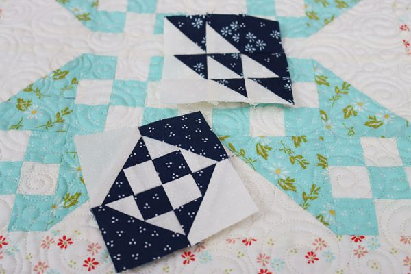 Sewcialites Quilt Block 31 featured by Top US Quilting Blog, A Quilting Life