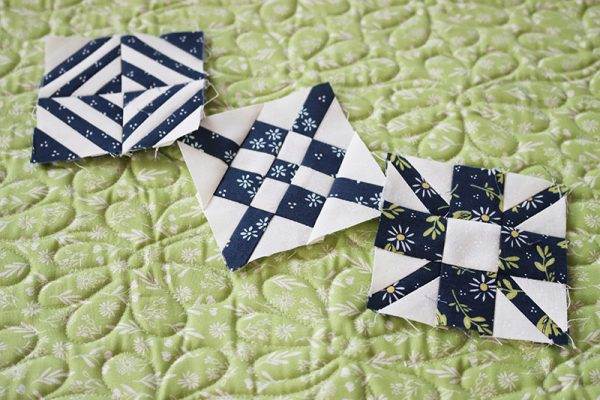 Sewcialites Quilt Block 34 featured by Top US Quilting Blog, A Quilting Life
