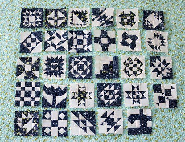Sewcialites Quilt Block 33 featured by Top US Quilt Blog, A Quilting Life