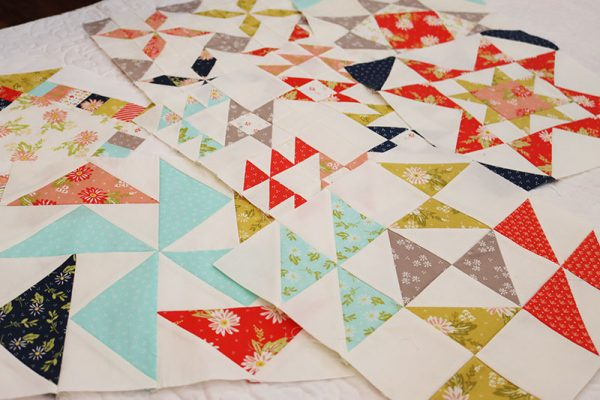 Quilt Block of the Month: July 2021 Featured by Top US Quilting Blog, A Quilting Life