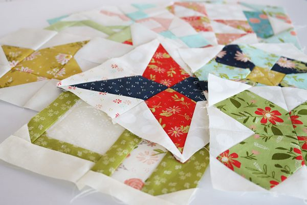 Sampler Spree Week Two featured by Top US Quilting Blog, A Quilting Life