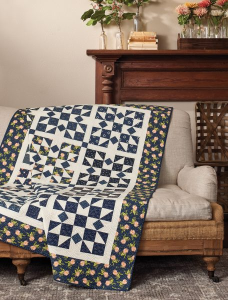 A Quilting Life Home & Hearth featured by Top US Quilting Blog, A Quilting Life