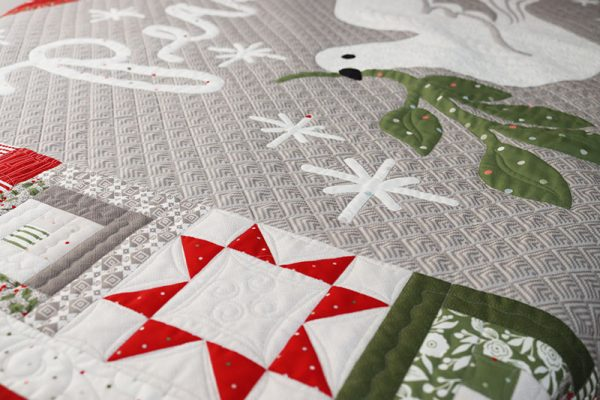 Quilt Works in Progress: Quarter 4 Update featured by Top US Quilt Blog, A Quilting Life